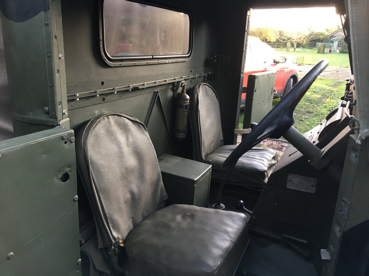 1941 Chevrolet Canadian Military Pattern C8 For Sale (picture 3 of 6)