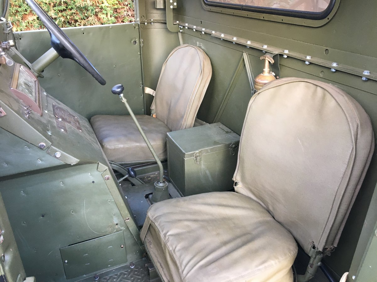 1941 Chevrolet Canadian Military Pattern C8 For Sale (picture 4 of 6)