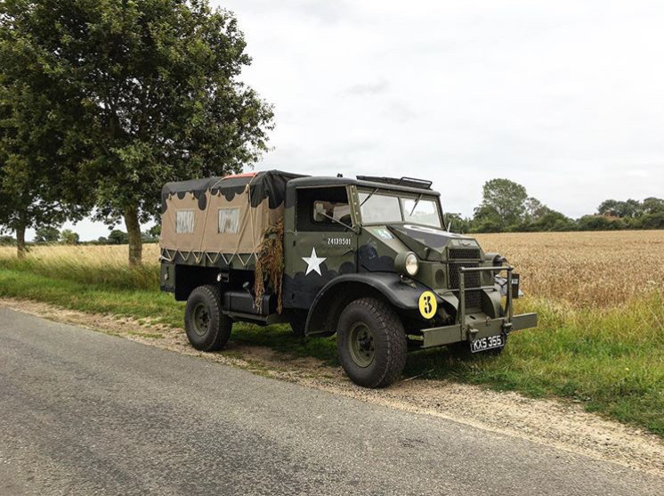 1941 Chevrolet Canadian Military Pattern C8 For Sale (picture 5 of 6)