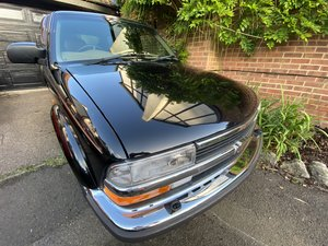 2001 RHD Chevrolet Blazer V6