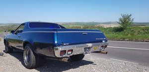 Chevrolet El Camino 383 Stroker