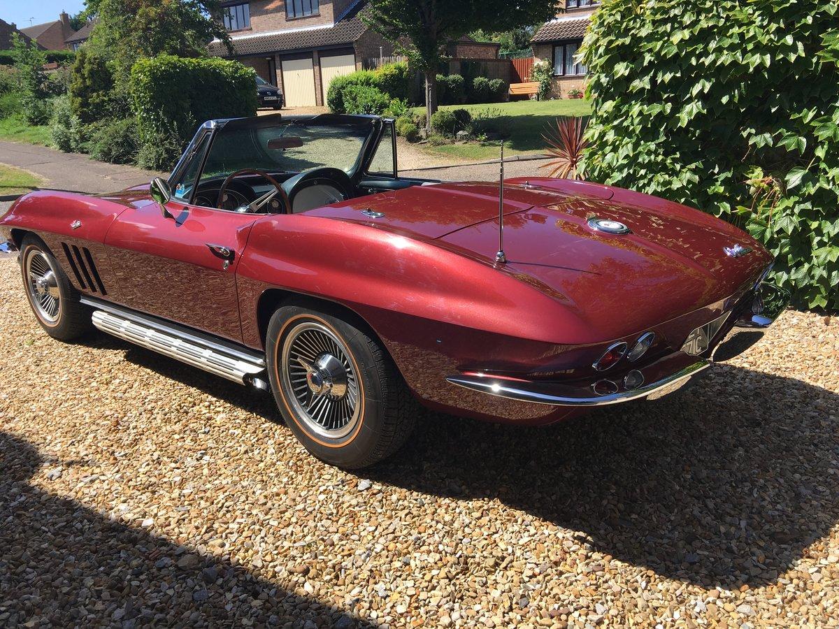 1965 Corvette Stingray C2  For Sale (picture 2 of 6)