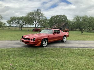 1981 CHEVROLET CAMARO Z/28 4-SPEED, LOADED