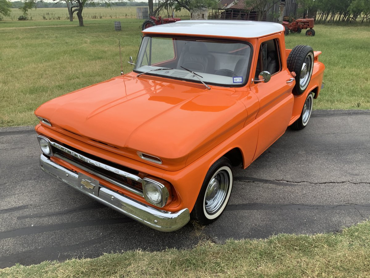 1964 CHEVROLET C10 For Sale (picture 1 of 6)