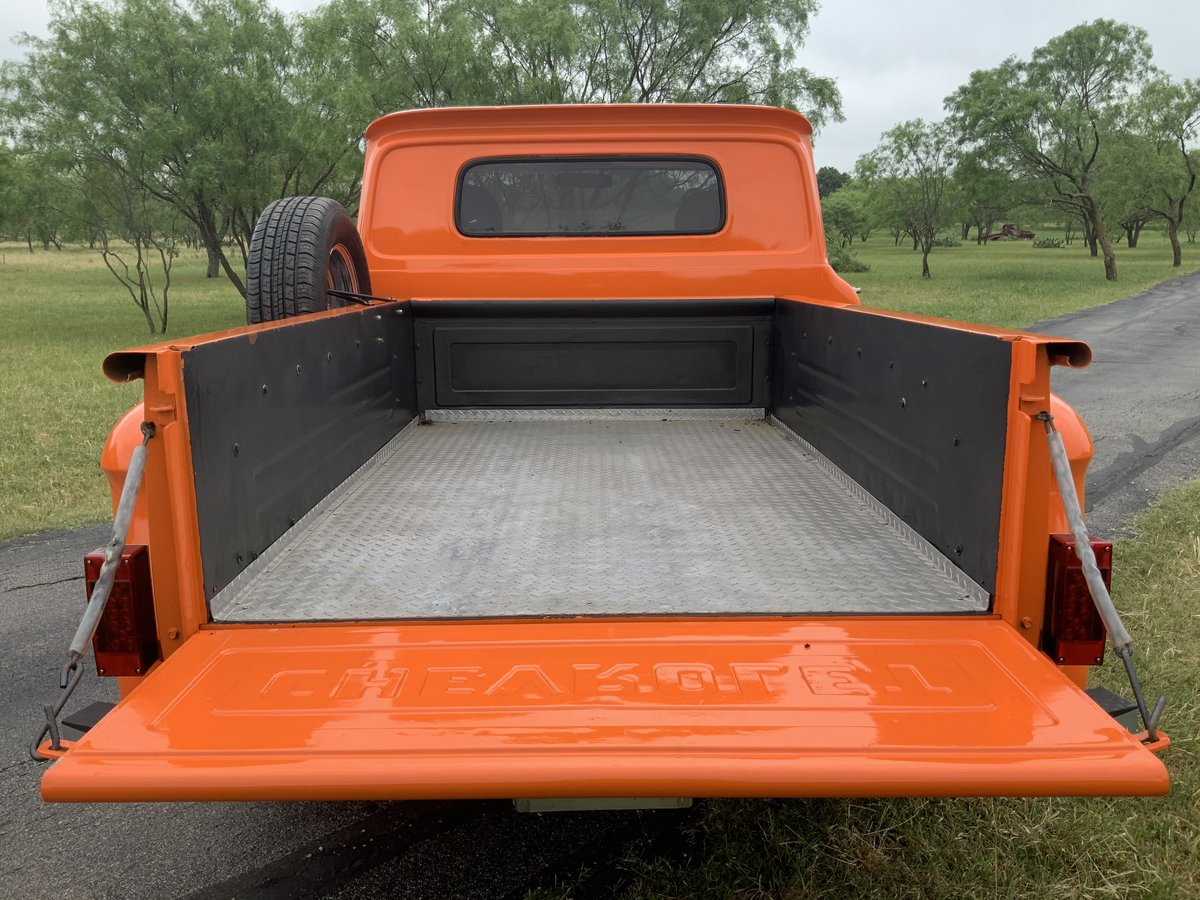 1964 CHEVROLET C10 For Sale (picture 3 of 6)