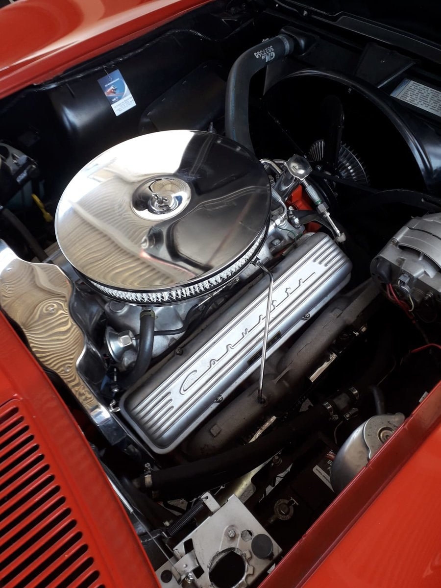 1963 Chevrolet Corvette Stingray C2 For Sale (picture 4 of 5)