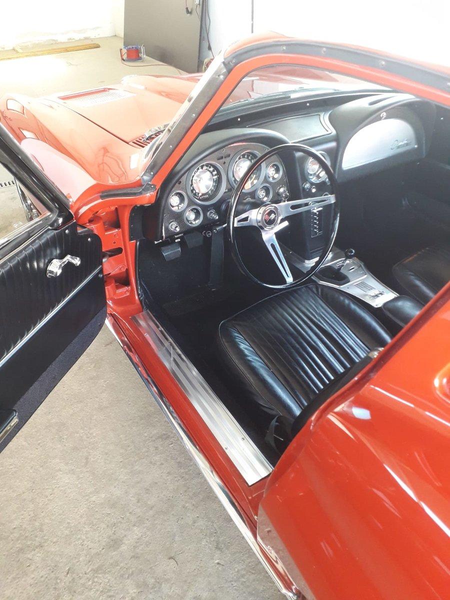1963 Chevrolet Corvette Stingray C2 For Sale (picture 5 of 5)