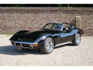 1971 Chevrolet Corvette C3 ,Rebuilt 385 engine, rare manual versi For Sale