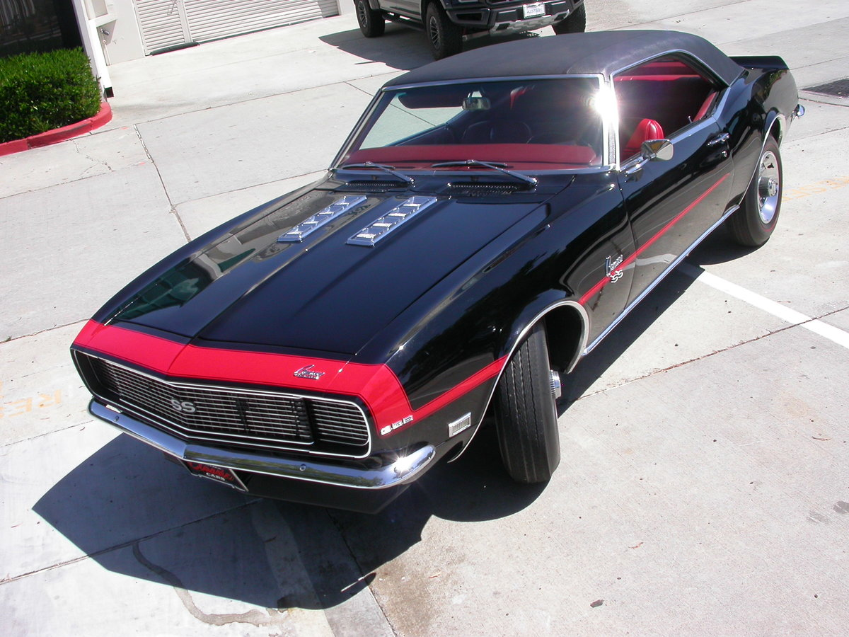 1968 CALIFORNIA RS/SS 396ci 4SPEED CAR NUT AND BOLT FRESH For Sale (picture 1 of 6)