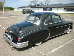 1950 50 Chevy Sport Coupe Bomb