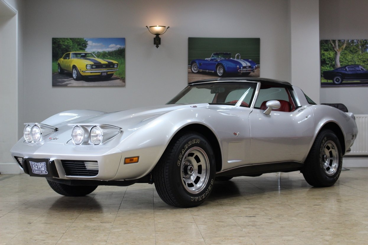 1979 Chevrolet Corvette C3 350 V8 | 4 Speed Manual SOLD (picture 1 of 10)