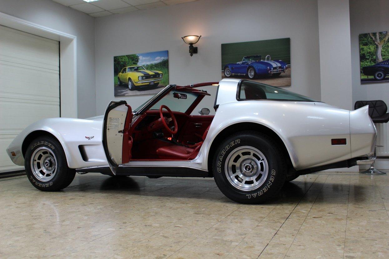 1979 Chevrolet Corvette C3 350 V8 | 4 Speed Manual SOLD (picture 2 of 10)