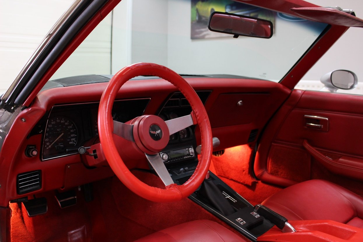 1979 Chevrolet Corvette C3 350 V8 | 4 Speed Manual SOLD (picture 4 of 10)