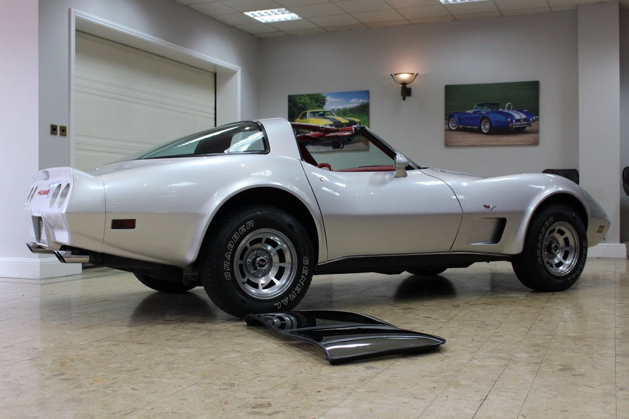 1979 Chevrolet Corvette C3 350 V8 | 4 Speed Manual SOLD (picture 7 of 10)