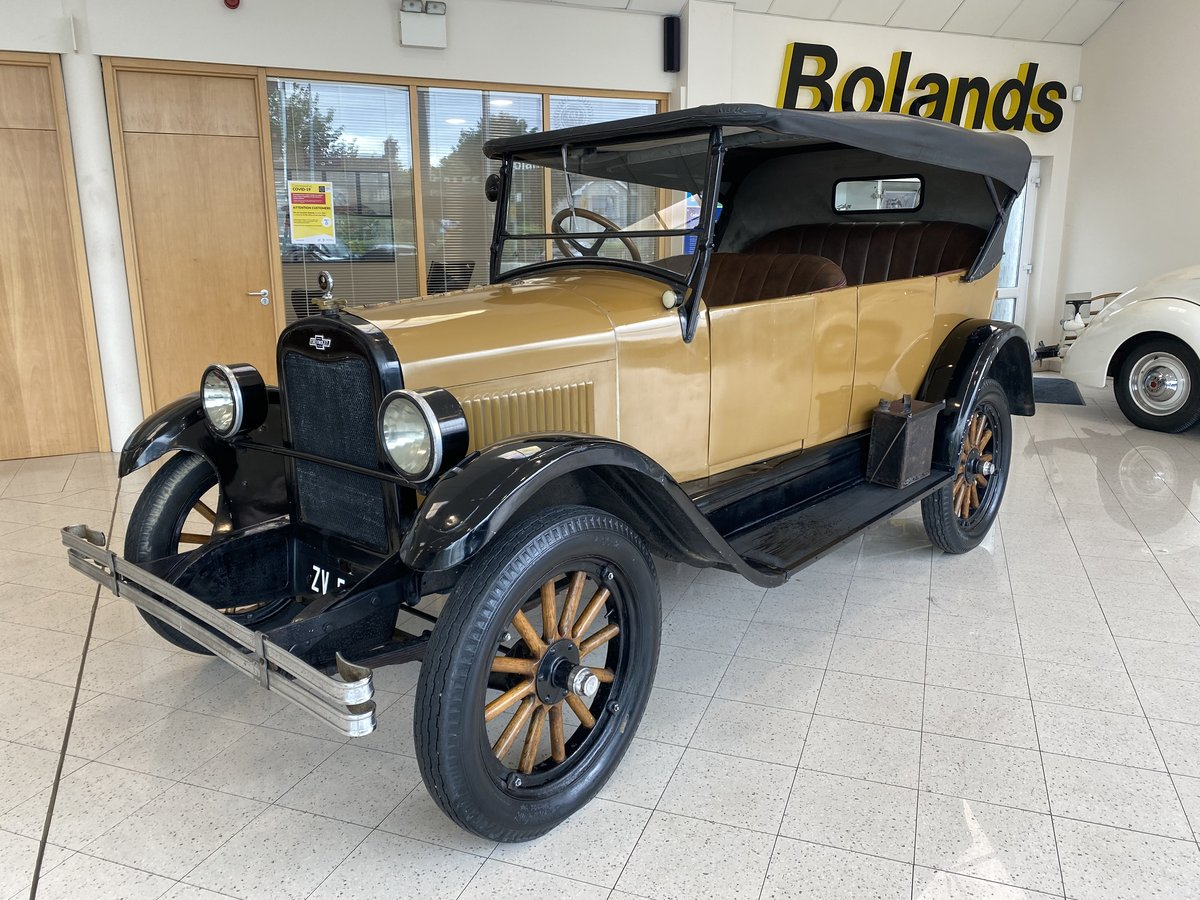 1924 Chevrolet Superior K Open Tourer For Sale (picture 1 of 6)