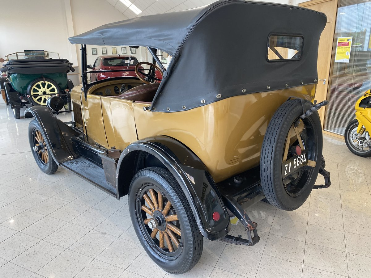 1924 Chevrolet Superior K Open Tourer For Sale (picture 2 of 6)