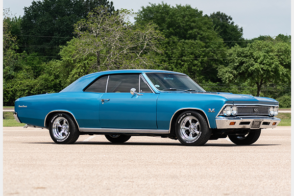 1966 Chevelle SS HardTop Coupe Real SS 396 auto 12-bolt $43. For Sale (picture 1 of 6)