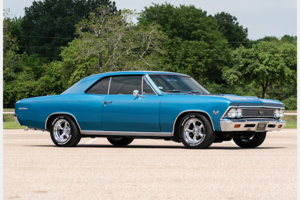 1966 Chevelle SS HardTop Coupe Real SS 396 auto 12-bolt $43.