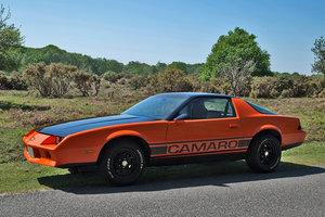 1983 Chevrolet Camaro 5.0 V8 Auto MOT 3/2021 USA Muscle