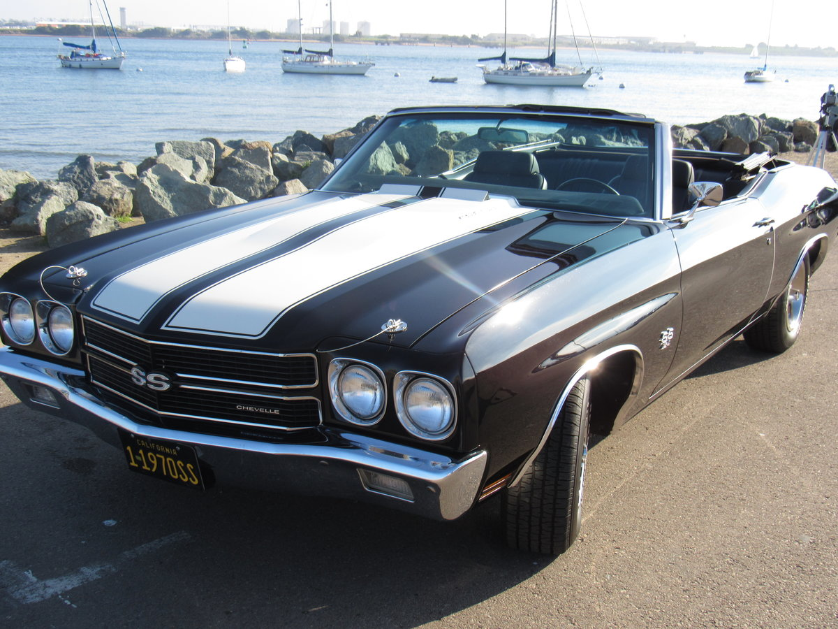 1970 Amazingly Restored American Muscle Car For Sale (picture 1 of 6)