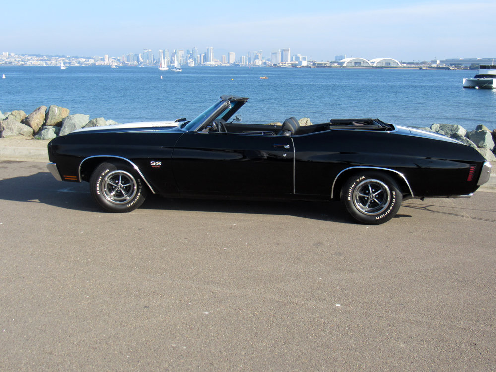 1970 Amazingly Restored American Muscle Car For Sale (picture 2 of 6)