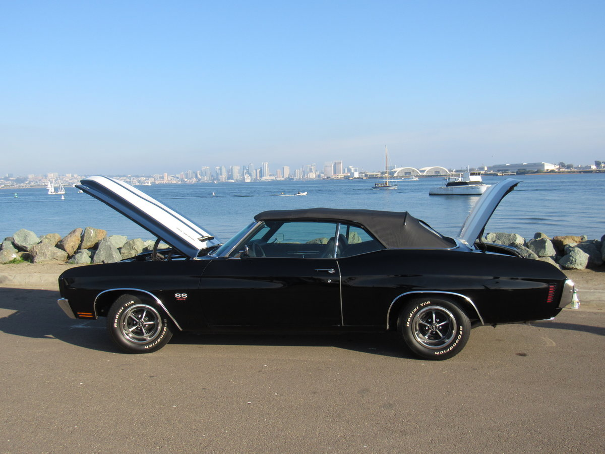 1970 Amazingly Restored American Muscle Car For Sale (picture 3 of 6)