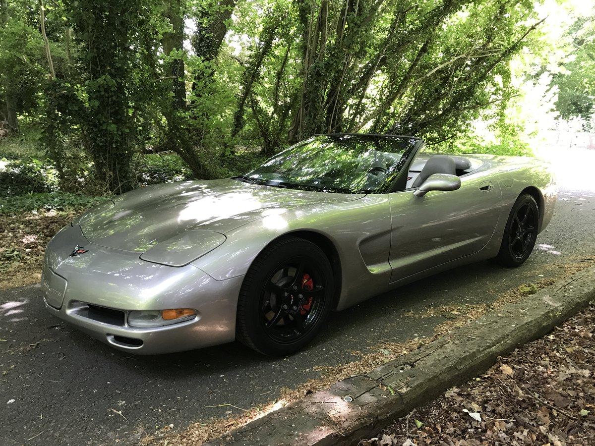 2000 Corvette C5 Convertible For Sale (picture 2 of 6)