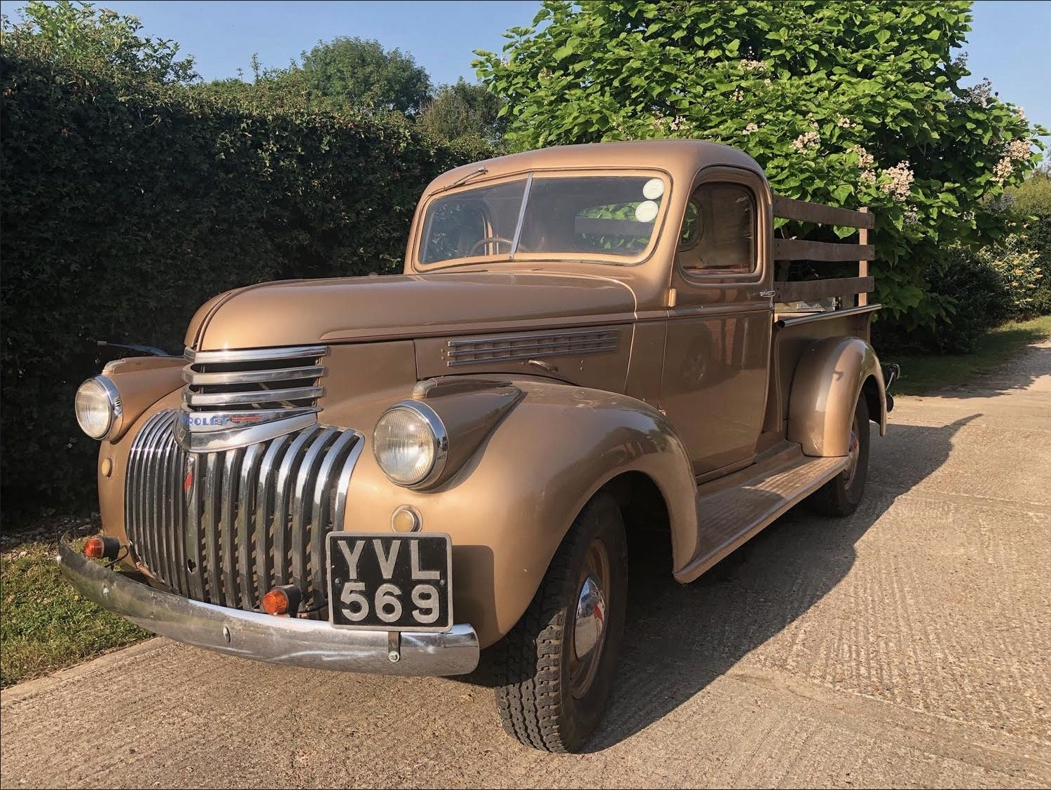 1941 Chevrolet ½ Ton Truck For Sale (picture 1 of 4)