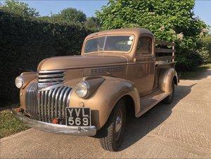 1941 Chevrolet ½ Ton Truck