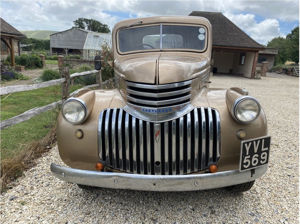 1941 Chevrolet ½ Ton Truck For Sale (picture 2 of 4)