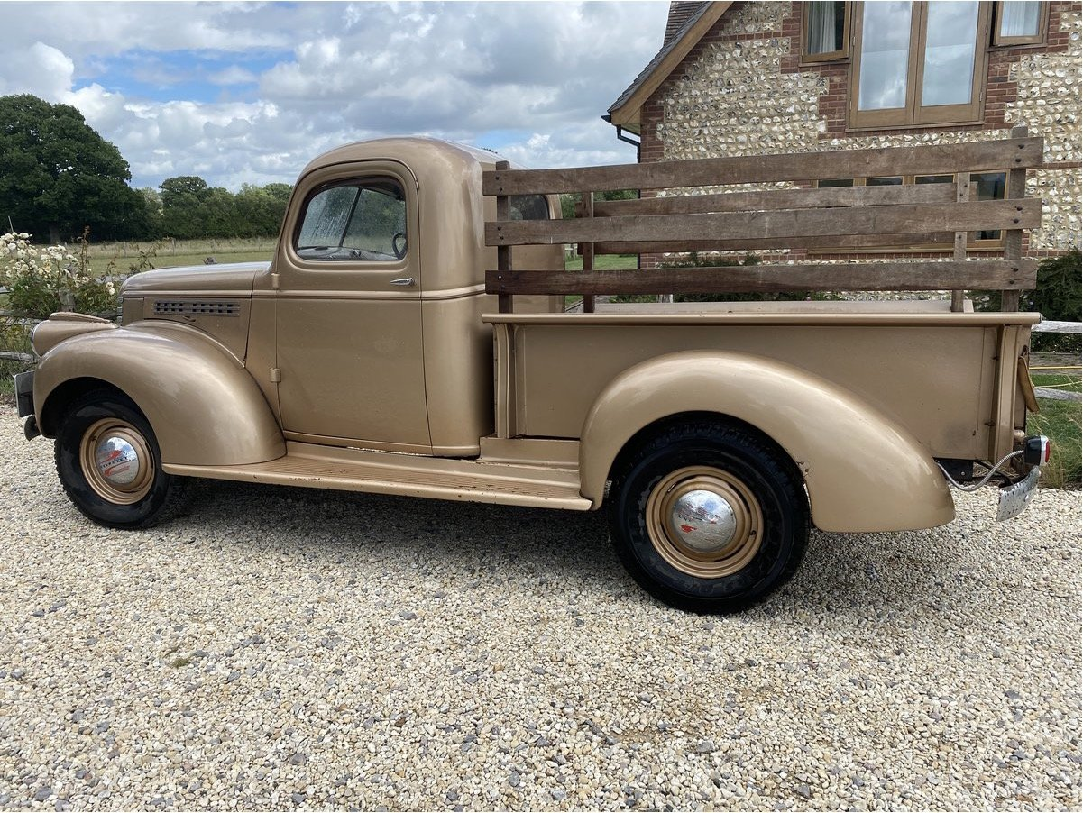1941 Chevrolet ½ Ton Truck For Sale (picture 3 of 4)