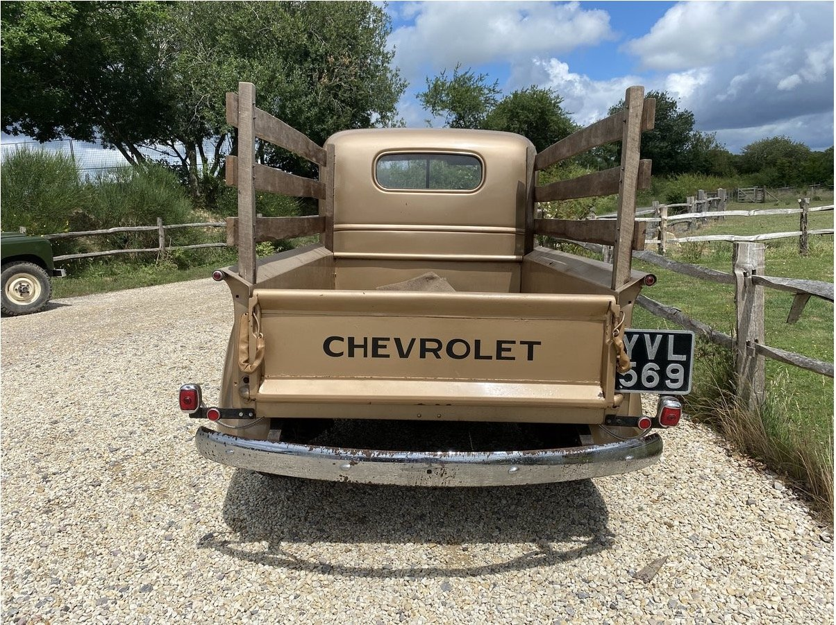 1941 Chevrolet ½ Ton Truck For Sale (picture 4 of 4)