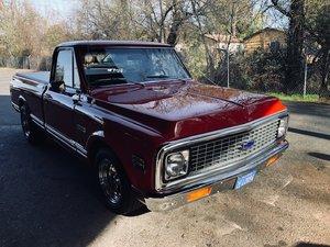 1972 Chevrolet C10 Pickup Truck Fully Restored