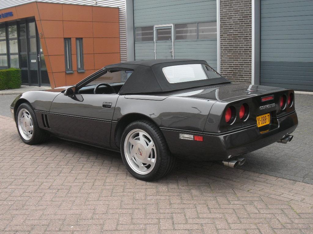 1988 Corvette Convertible For Sale (picture 2 of 6)