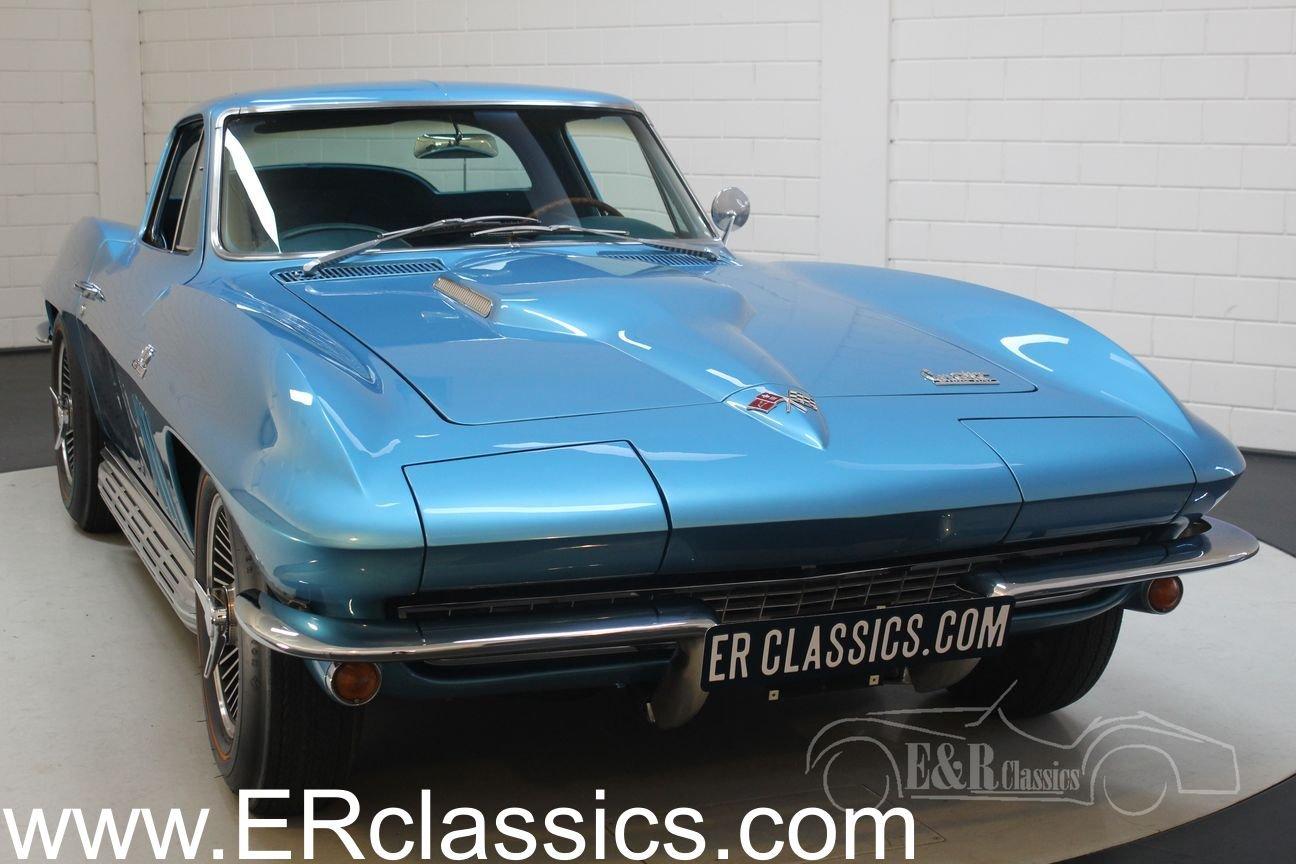 Chevrolet Corvette C2 1966 Big Block V8 For Sale (picture 1 of 6)