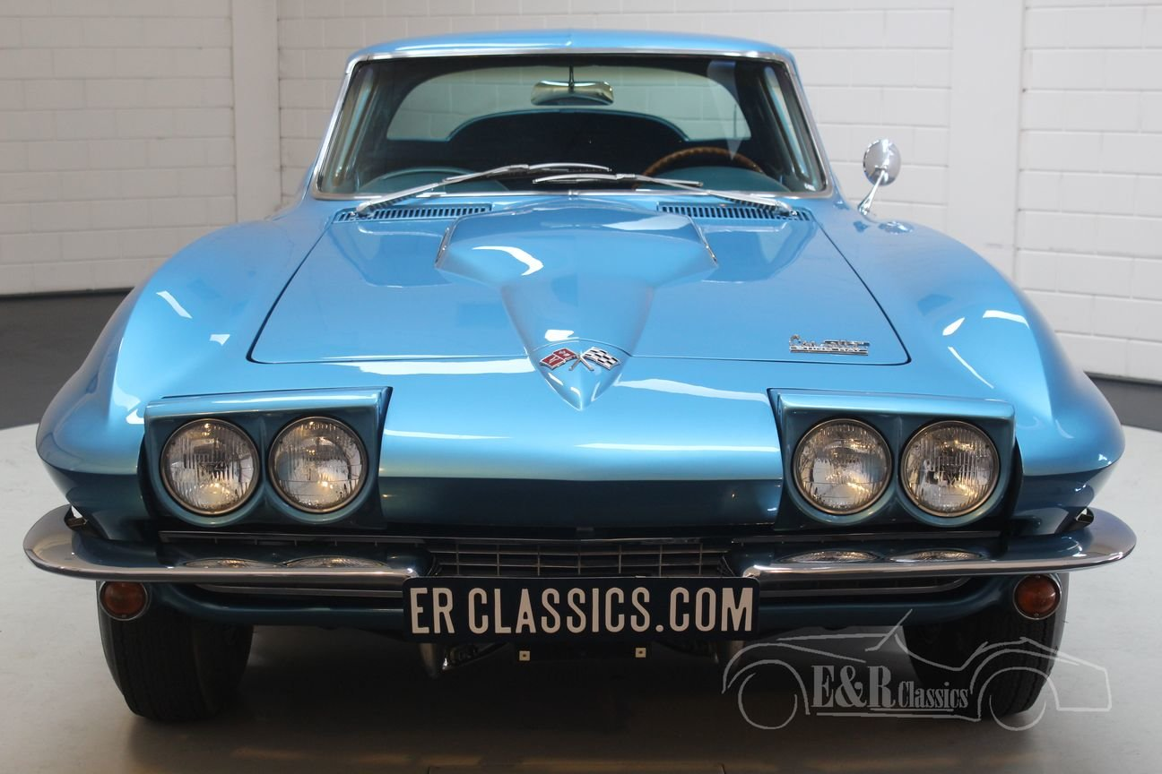 Chevrolet Corvette C2 1966 Big Block V8 For Sale (picture 5 of 6)