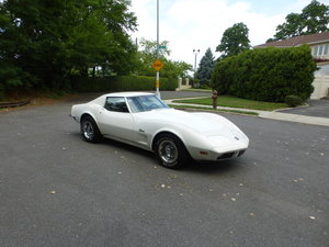 1973 Corvette Stingray L82 Targa Top A Driver For Sale