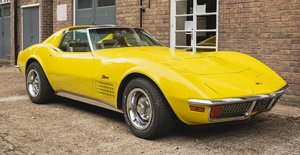 1972 Chevrolet Corvette Stingray T-Top Targa