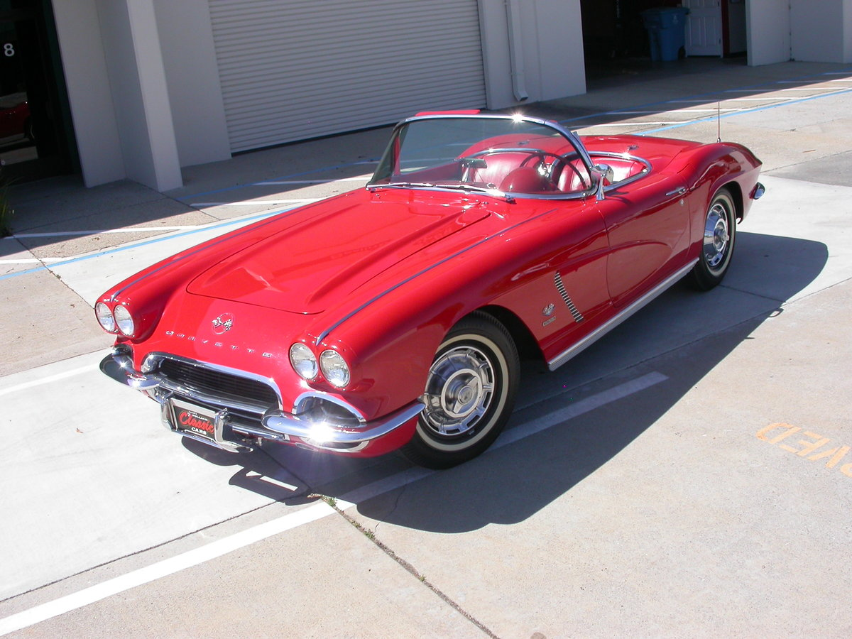 1962 FUEL INJECTION 4SPEED  $87,500 For Sale (picture 1 of 6)
