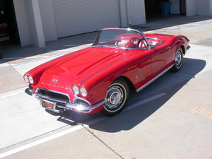 Picture of 1962 FUEL INJECTION 4SPEED  $87,500