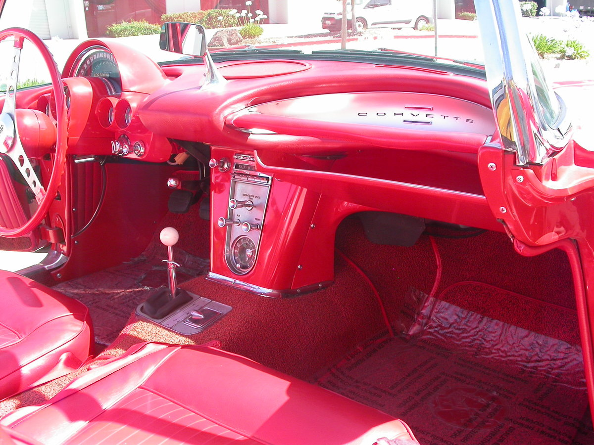 1962 FUEL INJECTION 4SPEED  $87,500 For Sale (picture 5 of 6)