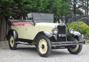 1928 Chevrolet National Tourer For Sale by Auction