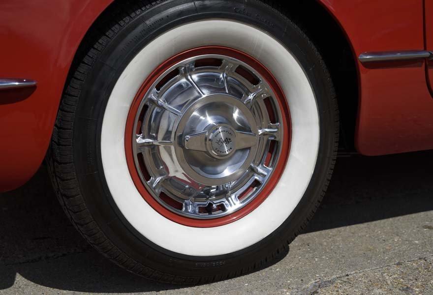 1954 Chevrolet Corvette C1 ( LHD ) For Sale (picture 14 of 22)
