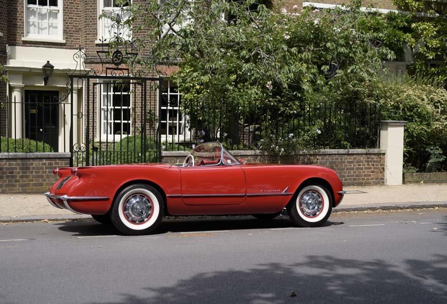 1954 Chevrolet Corvette C1 ( LHD ) For Sale (picture 15 of 22)