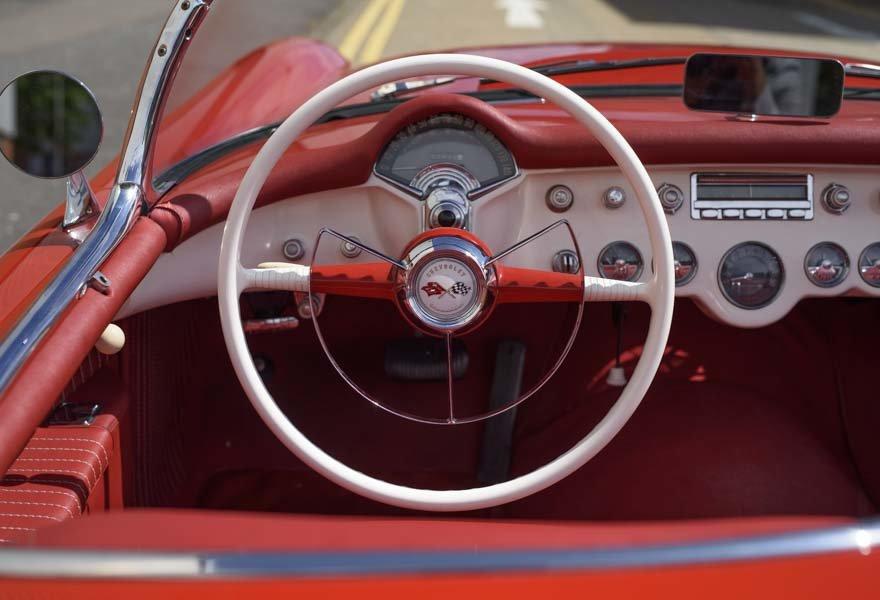 1954 Chevrolet Corvette C1 ( LHD ) For Sale (picture 18 of 22)