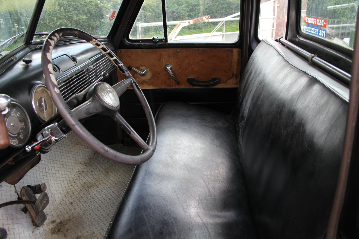 1953 Chevrolet 3100 Pick Up Truck, Very Original SOLD (picture 9 of 15)