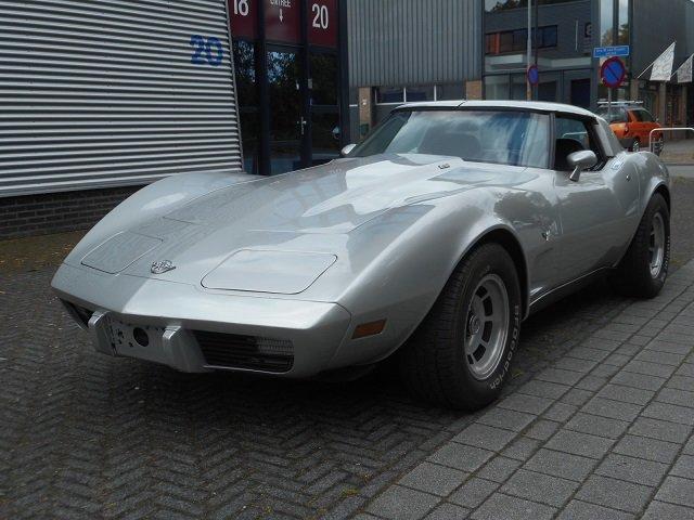 1978 CHEVROLET CORVETTE C3 COUPE L82 For Sale (picture 1 of 6)