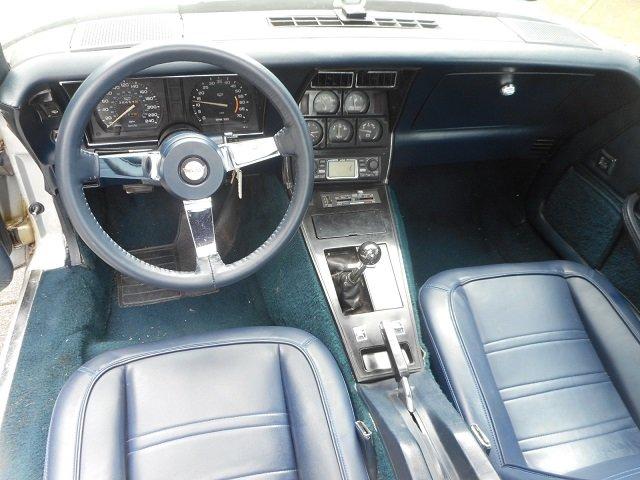 1978 CHEVROLET CORVETTE C3 COUPE L82 For Sale (picture 4 of 6)