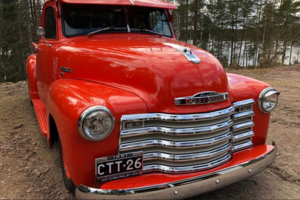 1951 Chevrolet 3100 Pickup For Sale