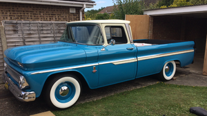 1963 Chevy C10 Pickup For Sale